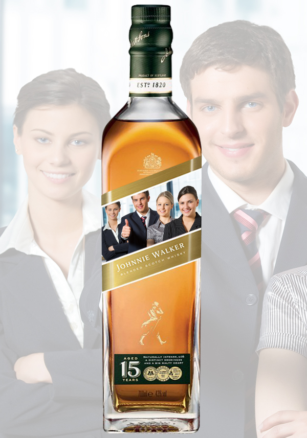 Johnnie Walker Green Label 0.7L
