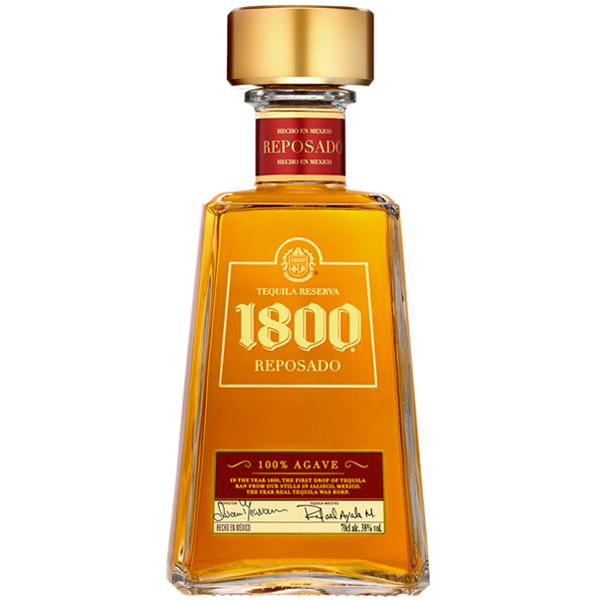 Tequila Reserva 1800 Reposado 70cl