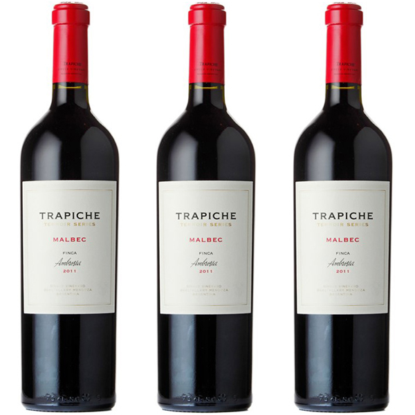Trapiche Terroir Series Malbec Caseta 3 Sticle 75cl