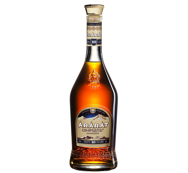 Ararat 10 ani 70cl