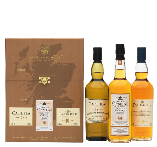 The Classic Malts Collection 20cl