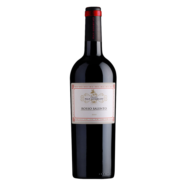 San Giorgio Rosso Salento 75cl