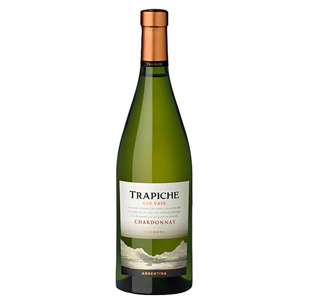 Trapiche Chardonnay Oak Cask 75cl