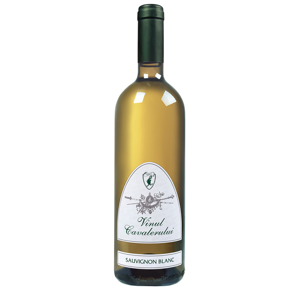Vinul Cavalerului Sauvignon Blanc 75cl