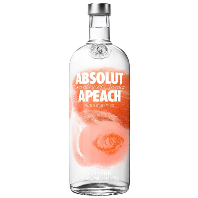 Absolut Apeach 100cl