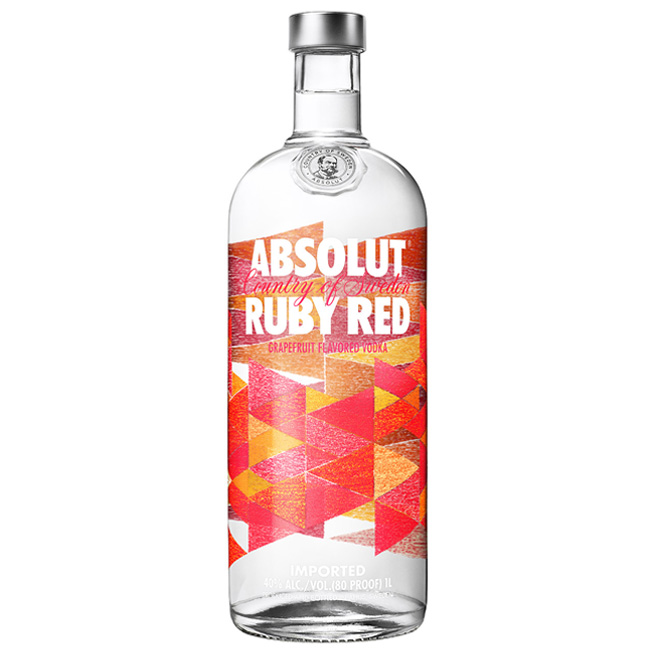 Absolut Ruby Red 100cl
