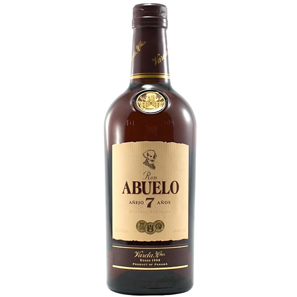 Abuelo 7 ani Gift Box 70cl