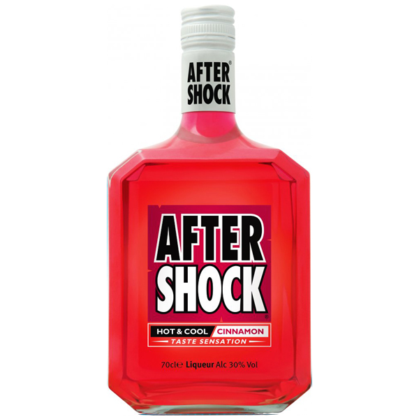 After Shock Cinnamon 70cl