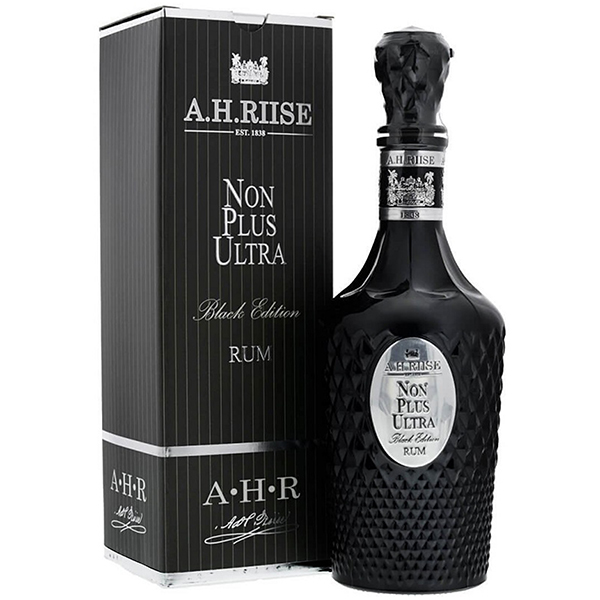 A.H.Riise Non Plus Ultra Black Edition 70cl