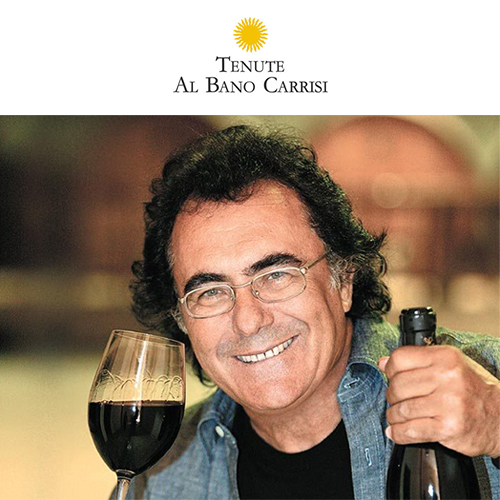 Al Bano Carrisi Don Crmelo Bianco 75cl