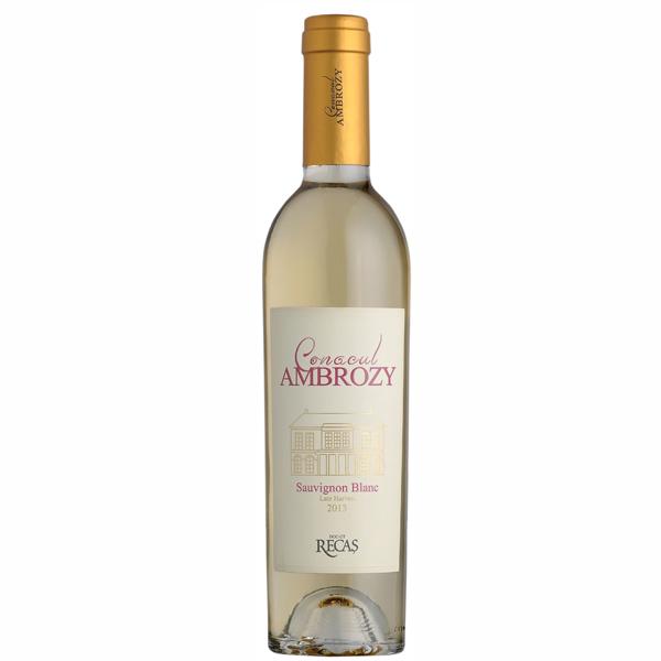 Recas Conacul Ambrozy Sauvignon Blanc 37.5cl