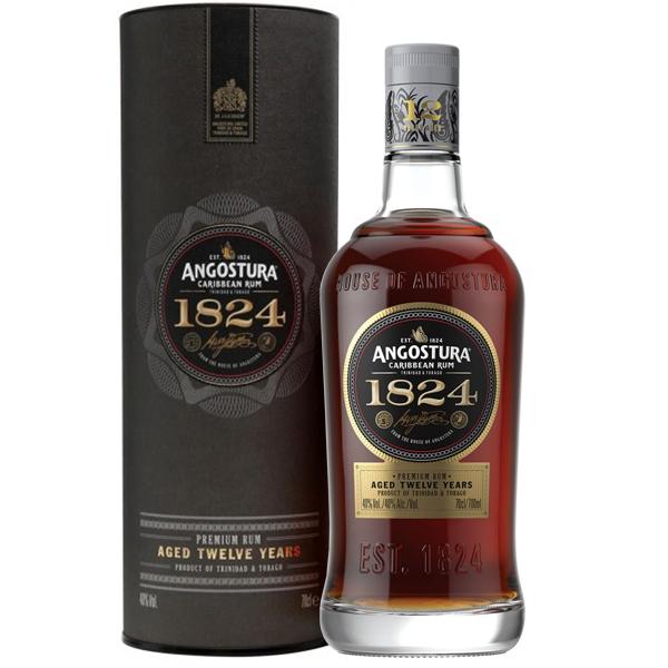 Angostura 1824 Premium Rum 12 ani 70cl