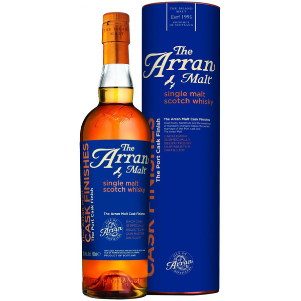 The Arran Port Cask Finish 70cl