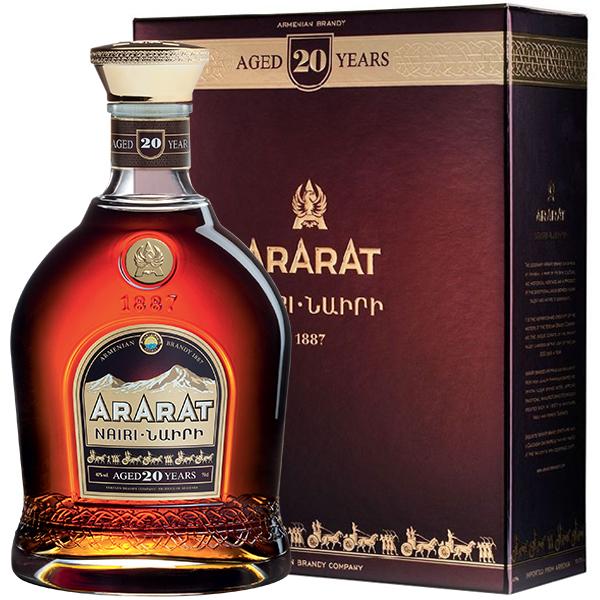 Ararat 20 ani 70cl