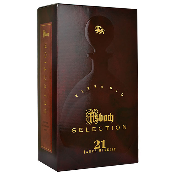 Asbach Selection 21 ani 70cl