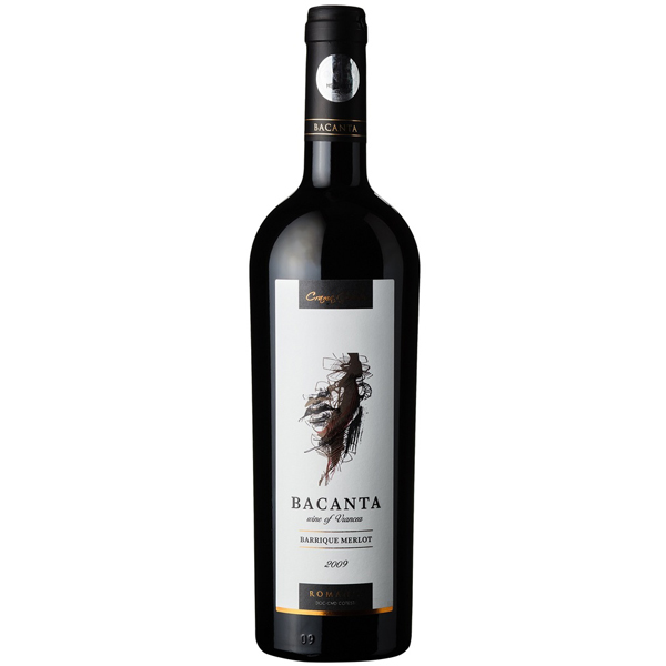 Bacanta Barrique Merlot 75cl