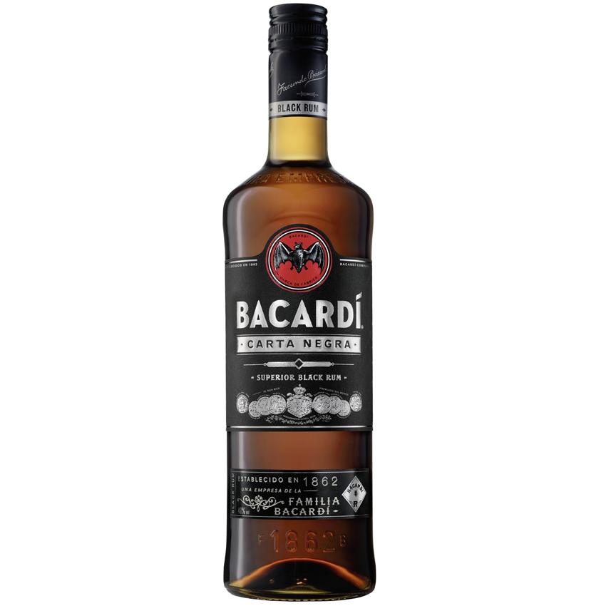 Bacardi Carta Negra 100cl