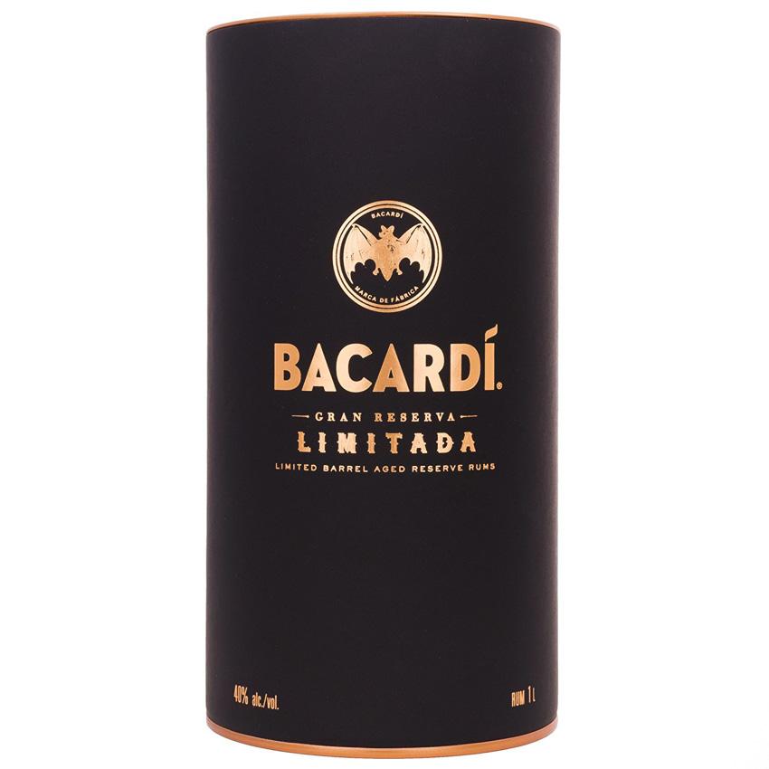 Bacardi Gran Reserva Limitada 100cl