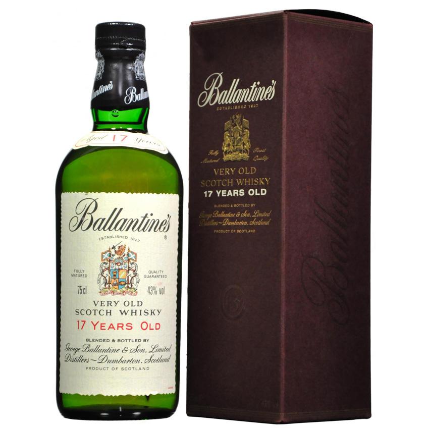 Ballantine's 17 ani 70cl