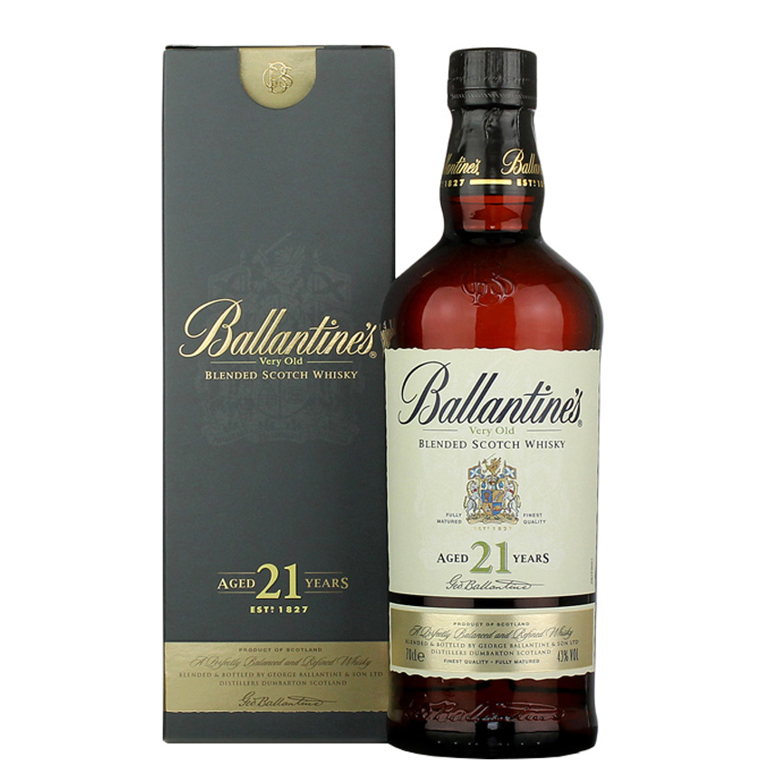 Ballantine's 21 ani 70cl
