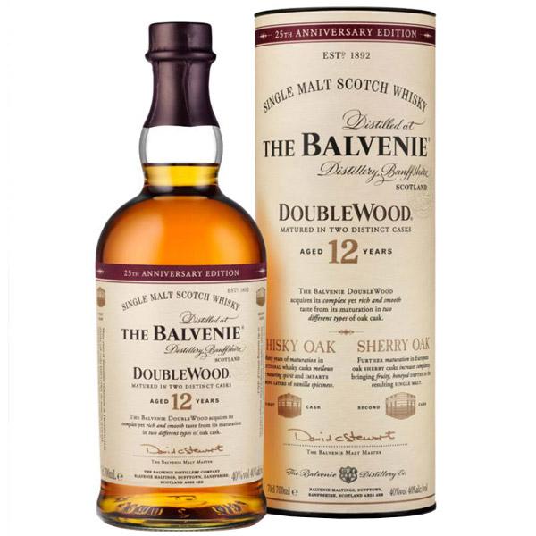 Balvenie DoubleWood 12 ani 70cl