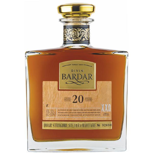 Bardar Platinum 20 ani 50cl