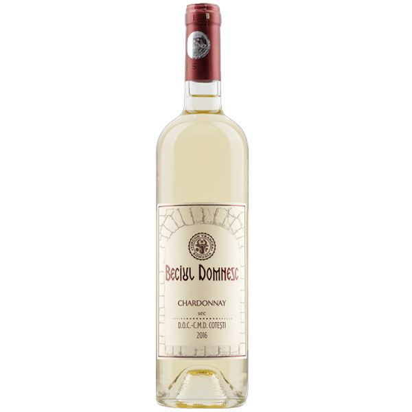Beciul Domnesc Chardonnay 75cl