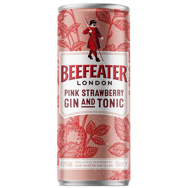 Beefeater Gin & Tonic 25cl