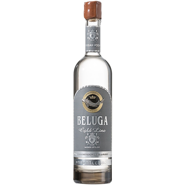 Beluga Gold Line 100cl