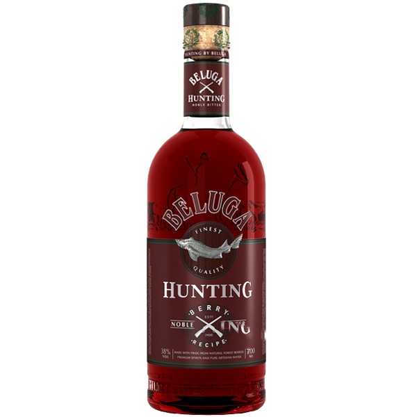 Beluga Hunting Berry 70cl