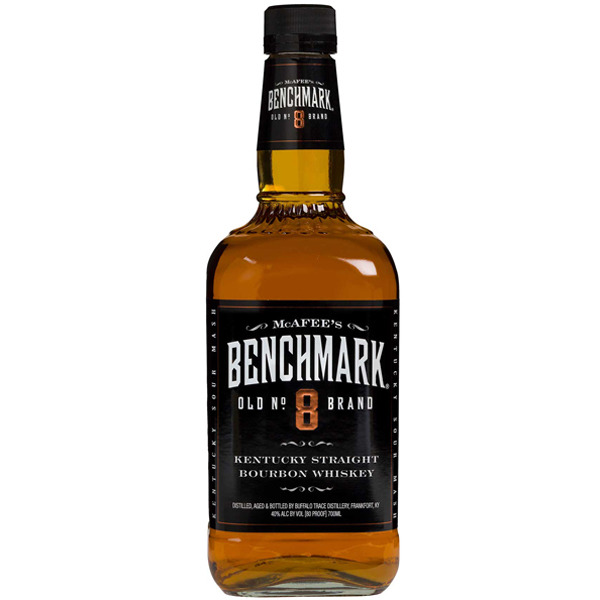 McAfee's Benchmark Old No 8 Brand 70cl