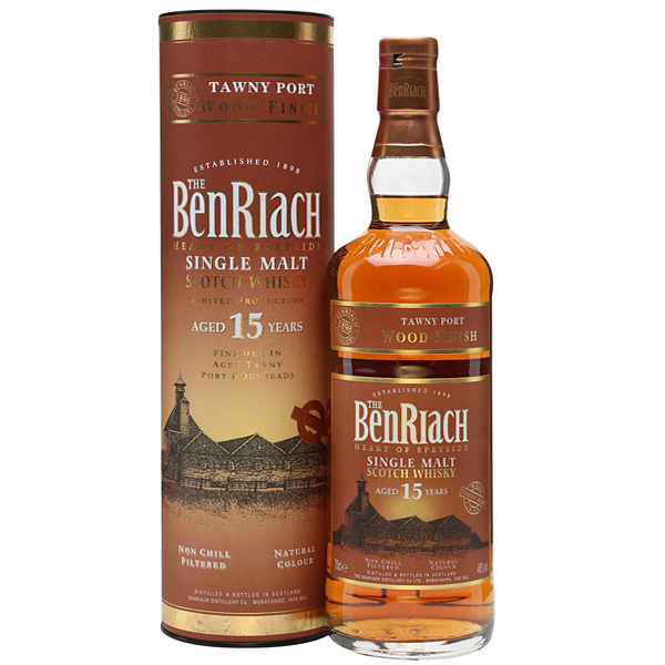 BenRiach 15 ani 70cl