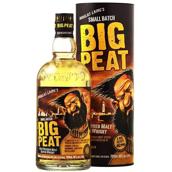 Douglas Laing's Big Peat 70cl