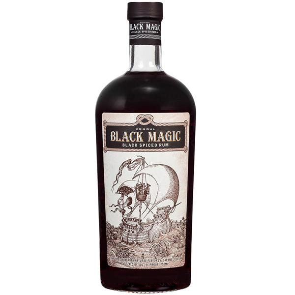 Black Magic Spiced 70cl