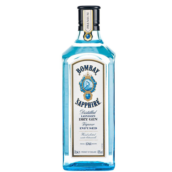 Bombay Sapphire Gift Set 70cl