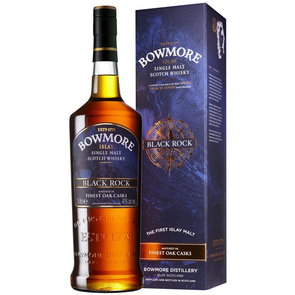 Bowmore Black Rock 100cl