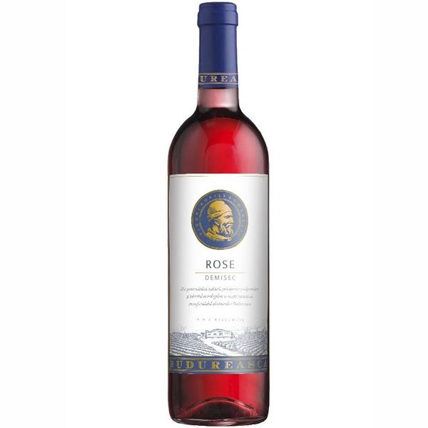 Budureasca Rose 75cl