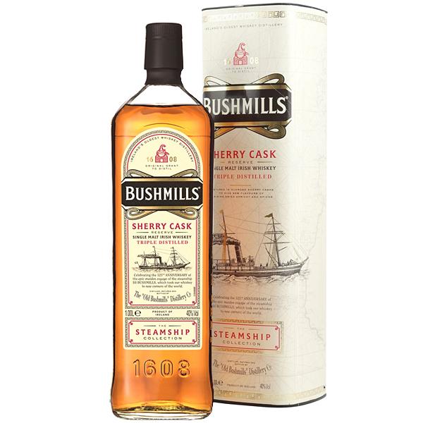 Bushmills Sherry Cask Steamship 100cl