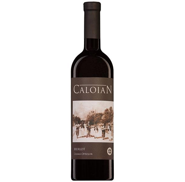 Oprisor Caloian Merlot 75cl