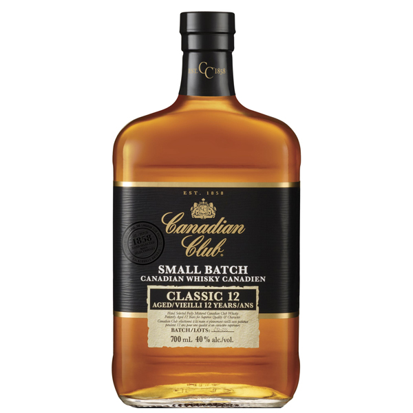 Canadian Club Small Batch 0.7L