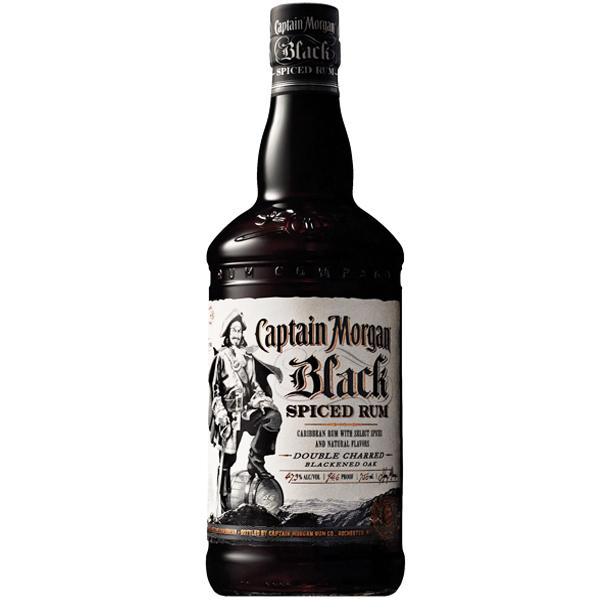 Captain Morgan Black Spiced 100cl