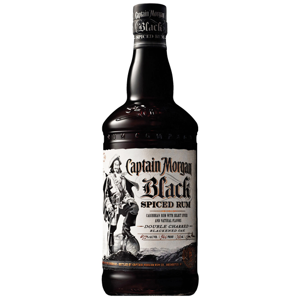 Captain Morgan Black Spiced 70cl