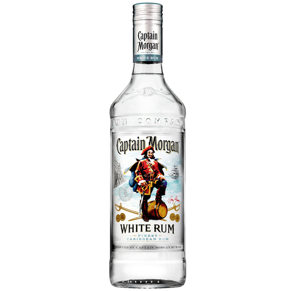 Captain Morgan White 70cl