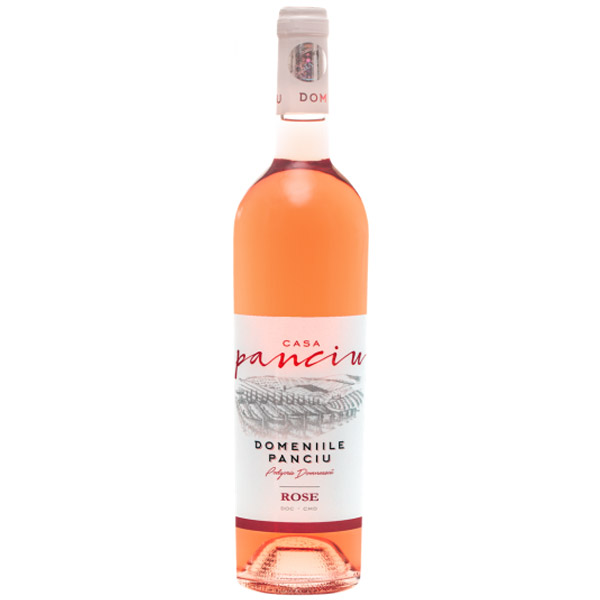 Casa Panciu Rose 75cl