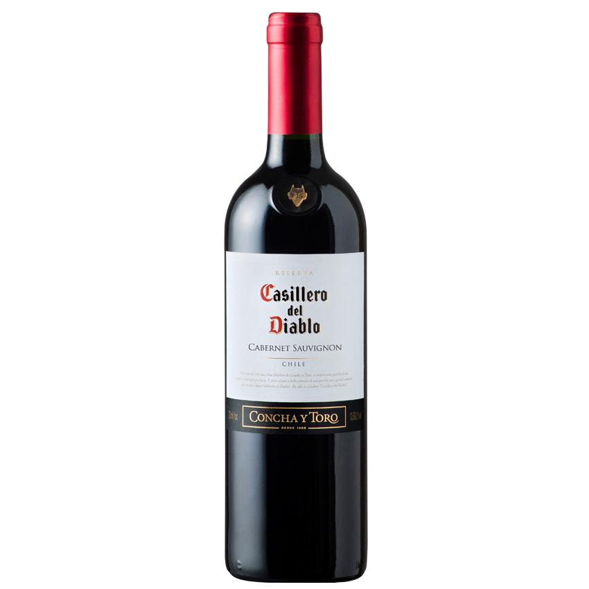 Casillero del Diablo Cabernet Sauvignon 75cl