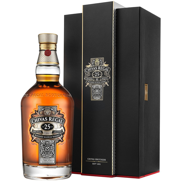 Chivas Regal 25 ani 70cl