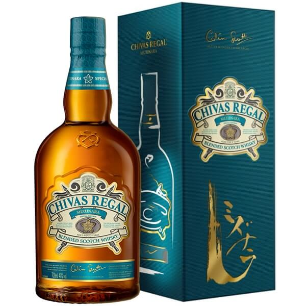 Chivas Regal Mizunara 70cl