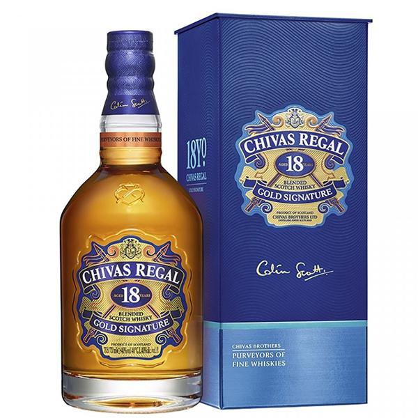 Chivas Regal 18 ani 70cl