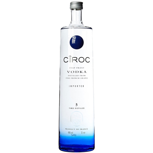 Ciroc Vodka 300cl
