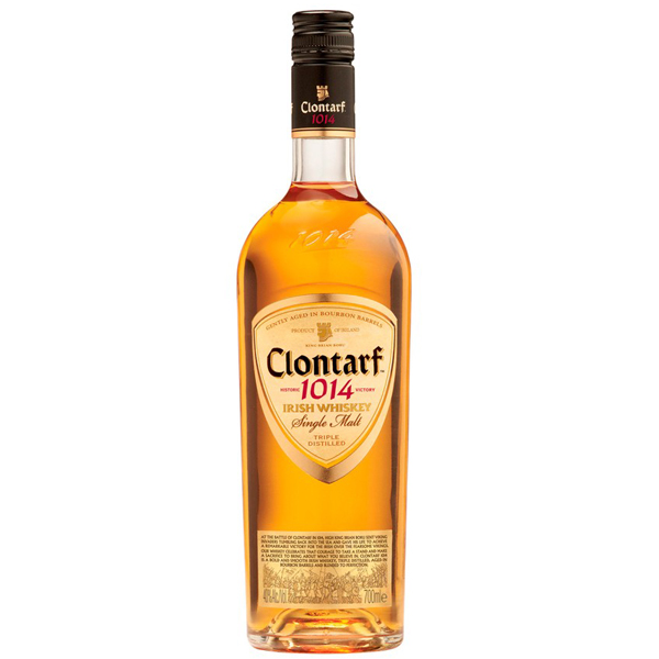 Clontarf 1014 Irish Whiskey 70cl